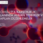 COVID-19 Rehberi YGD Nisan 2020