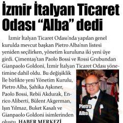 08.04.2019-İzmir İtalyan Ticaret Odası Alba Dedi(Yeni Bakış)